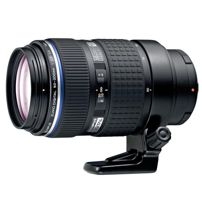 Olympus Zuiko Digital ED 50-200mm f/2.8-3.5 SWD objectief