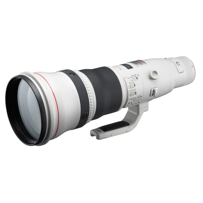 Canon EF 800mm f/5.6L USM IS objectief