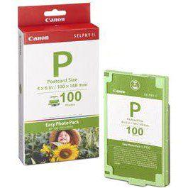 Foto van Canon E-P100 Postcard-size 10X15cm Inkt/Papier-set