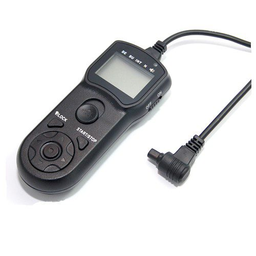 JJC Wired Timer Remote Controller TM-A (Canon RS-80N3)