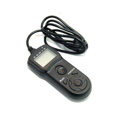 JJC Wired Timer Remote Controller TM-M (Nikon MC-DC2)