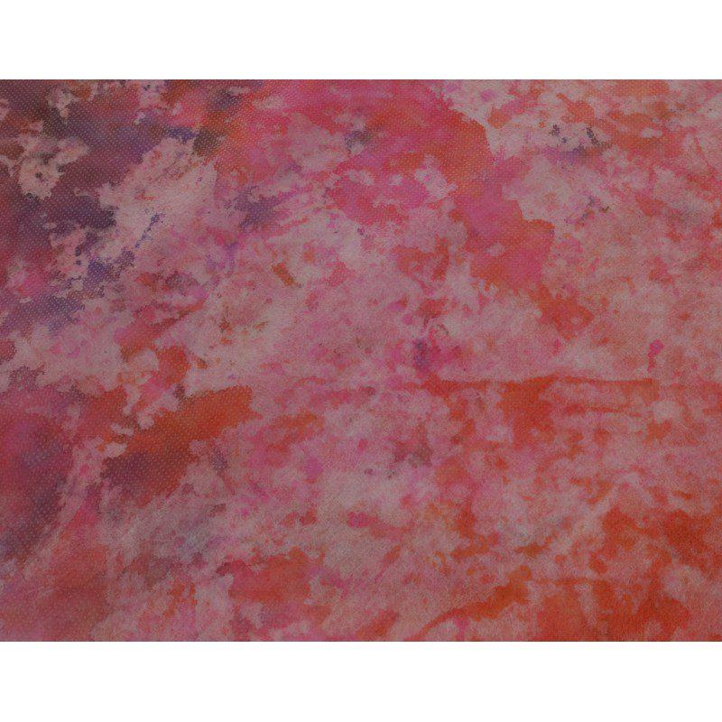 Foto van Visico Achtergrond Gekleurd Vilt Rood/Roze - 300 x 300cm C-010 (29503)