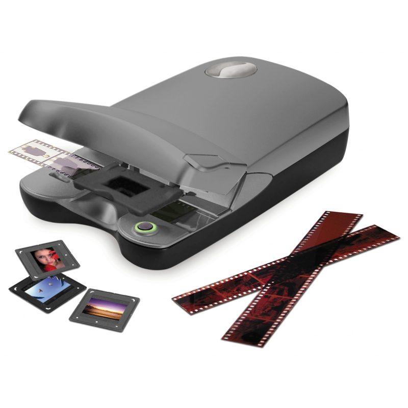 Foto van Reflecta 7200 CrystalScan + ICE scanner