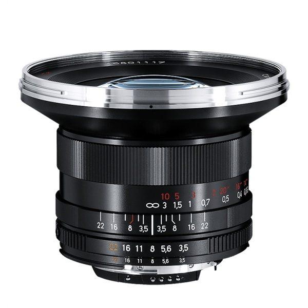 Image of Carl Zeiss 18mm f 3.5 Distagon T* ZF.2 - voor Nikon