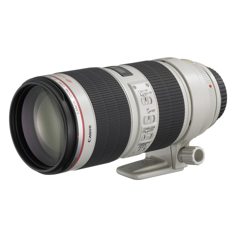 Canon EF 70-200mm f/2.8L USM IS Type II objectief
