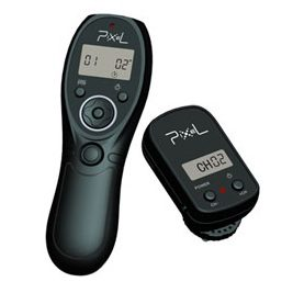 Pixel Wireless Timer Remote Control voor Sony A-serie