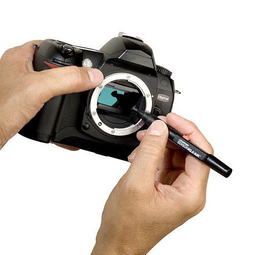 CameraNU.nl Sensor Reiniging (Nikon DSLR met DX sensor)