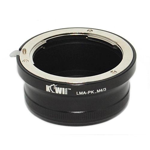 Kiwi Photo Lens Mount Adapter (PK-M4-3)