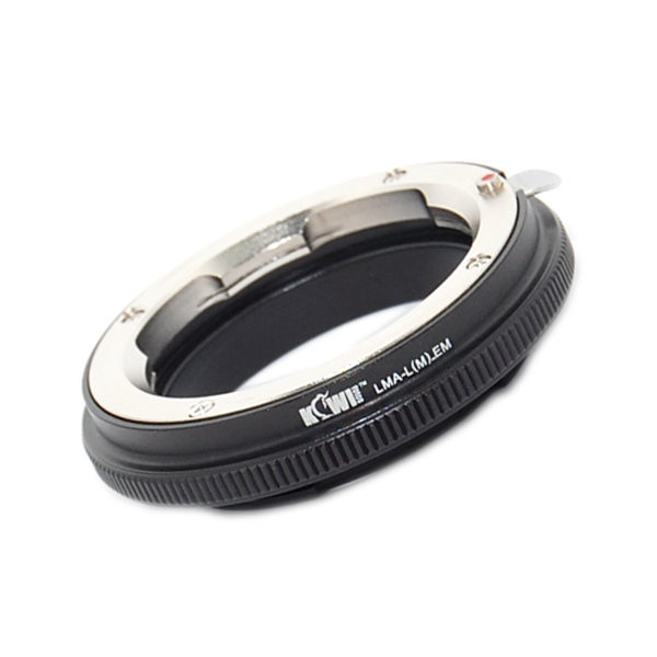 Kiwi Photo Lens Mount Adapter (LM-EM)