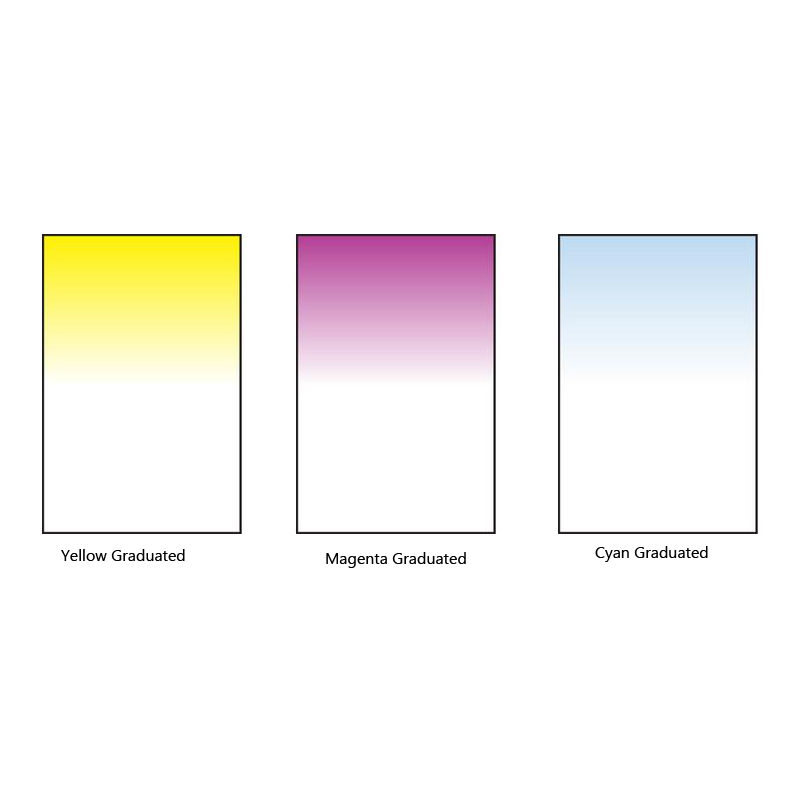 LEE Colour Grad Filter Set