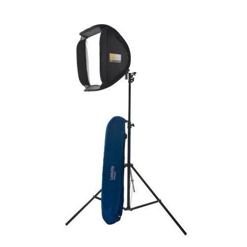 Foto van Lastolite Ezybox hotshoe diffusers 60 cm - 3 st