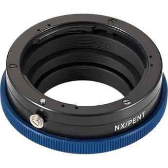 Adapter Pentax K Obj. naar Samsung NX Cameras