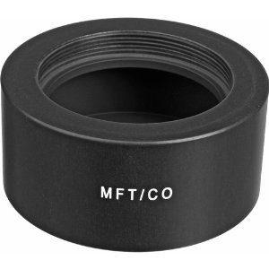 Adapter M42 Objectief naar MFT camera