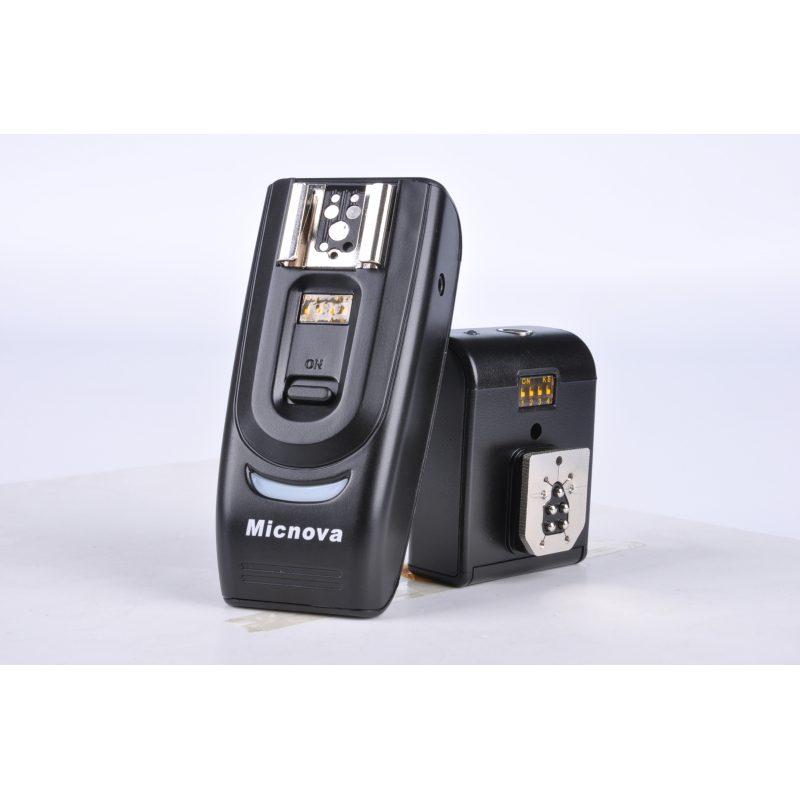 Foto van Micnova MQ-FT-C Wireless flash trigger and controller