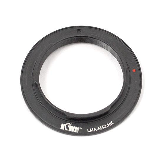 Kiwi Photo Lens Mount Adapter (M42-NK)