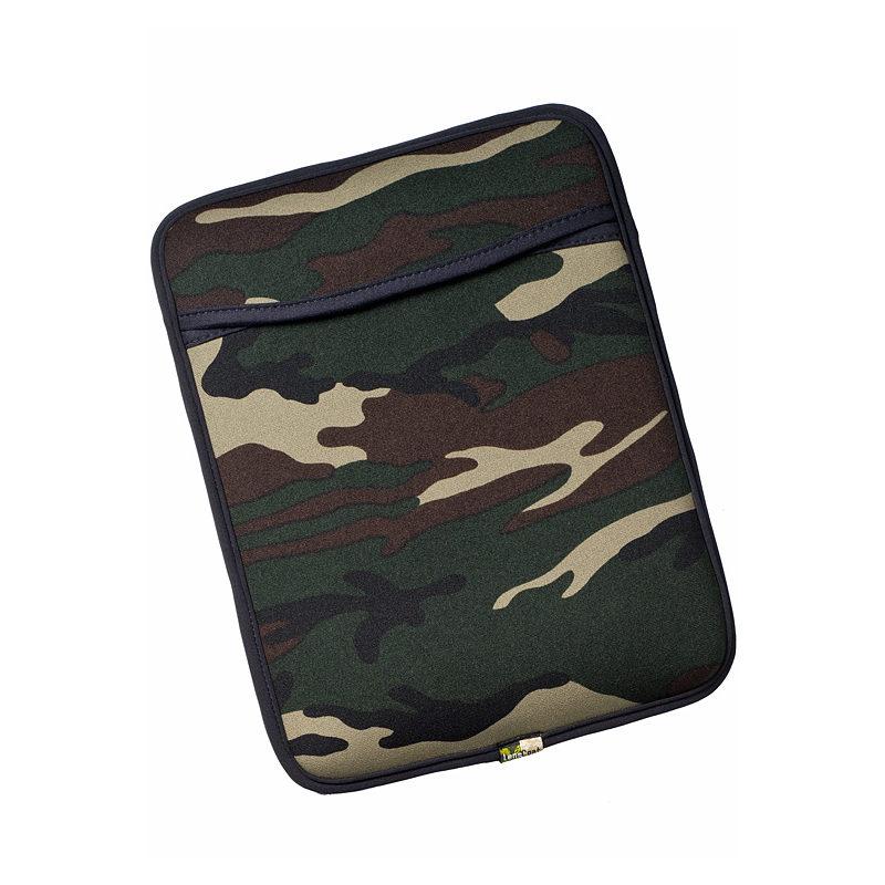 LensCoat iPad sleeve Legergroen