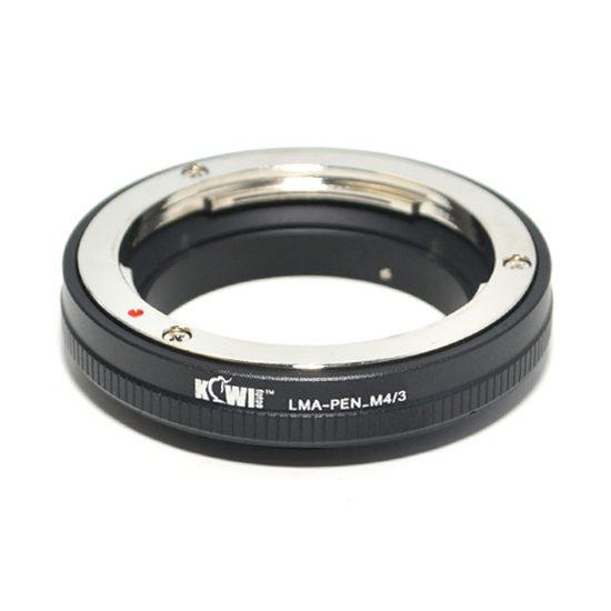 Kiwi Photo Lens Mount Adapter (LMA-PEN_M4-3)
