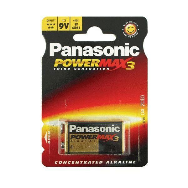 Image of 1 Panasonic Pro Power 6 LR 61 9V-Block