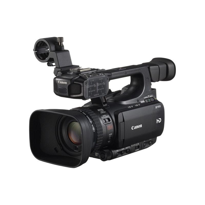 Canon XF100 videocamera