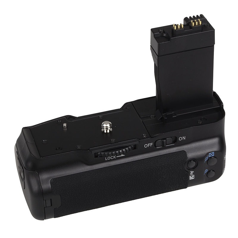 Meike BG-E8 Battery Grip voor Canon