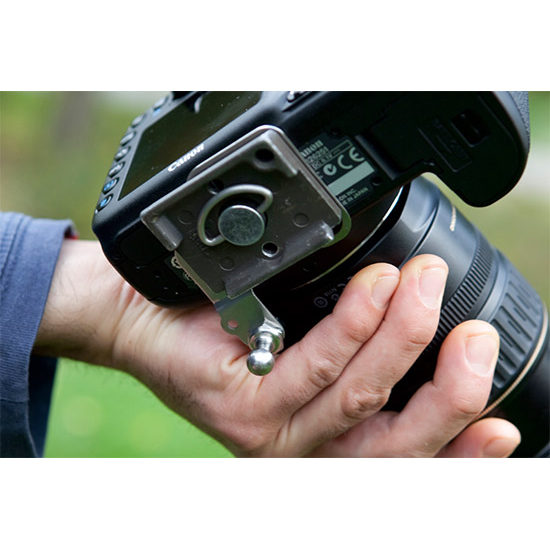 Foto van Spider Black Widow Thin Tripod Plate