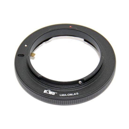 Kiwi Photo Lens Mount Adapter (LMA-OM_4-3)