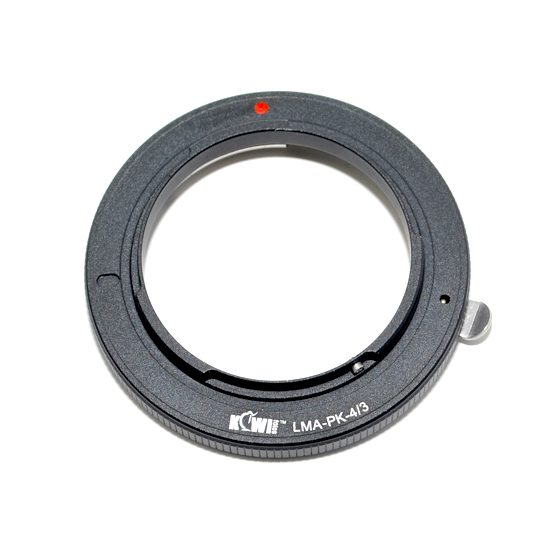 Kiwi Photo Lens Mount Adapter (LMA-PK_4-3)