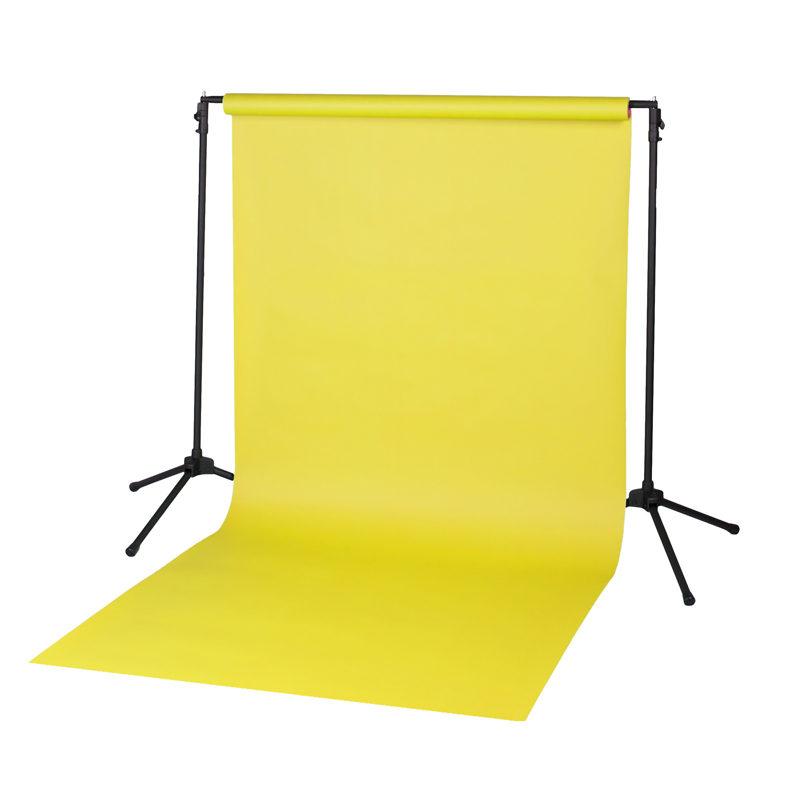 Afbeelding van 2 x Savage Achtergrondrol Deep Yellow (nr 71) 2.75m 11m