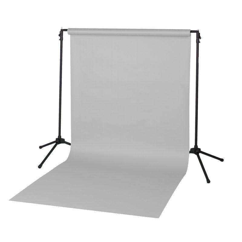 Afbeelding van 2 x Savage Achtergrondrol Focus Grey (nr 60) 2.75m 11m
