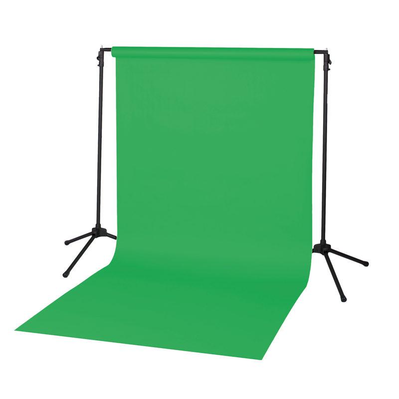 Afbeelding van 2 x Savage Achtergrondrol Chroma Key Tech Green (nr 46) 2.75m 11m (2963146)