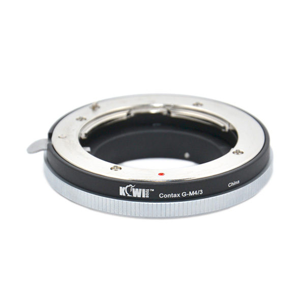 Kiwi Photo Lens Mount Adapter (Contax G-M4-3)