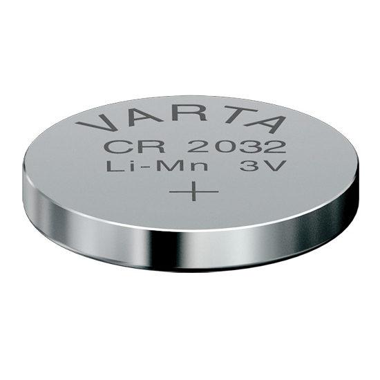 Foto van Varta CR2032 Knoopcel batterij