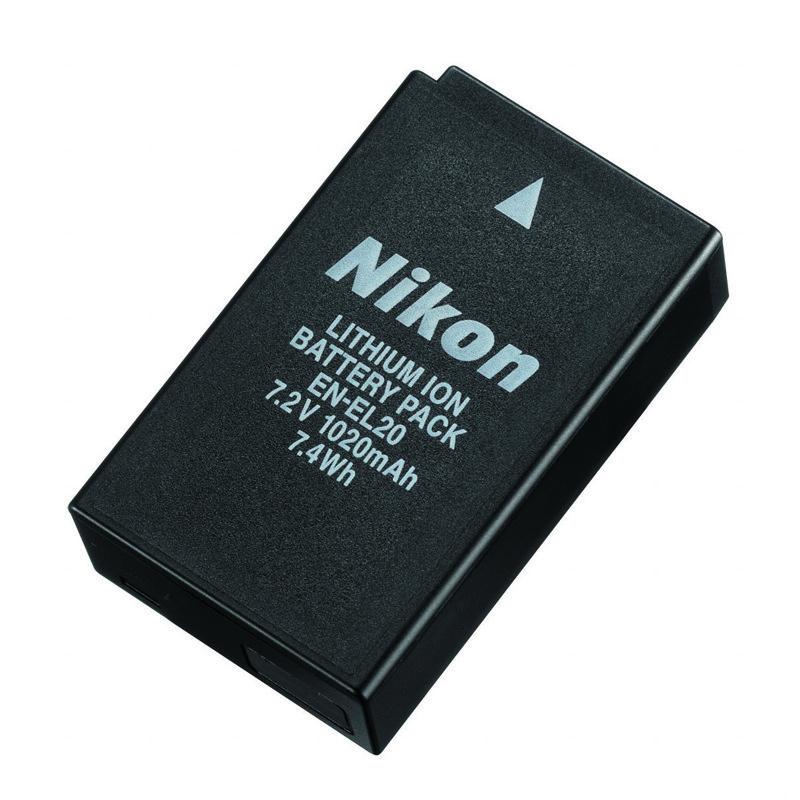 Nikon EN-EL20 accu