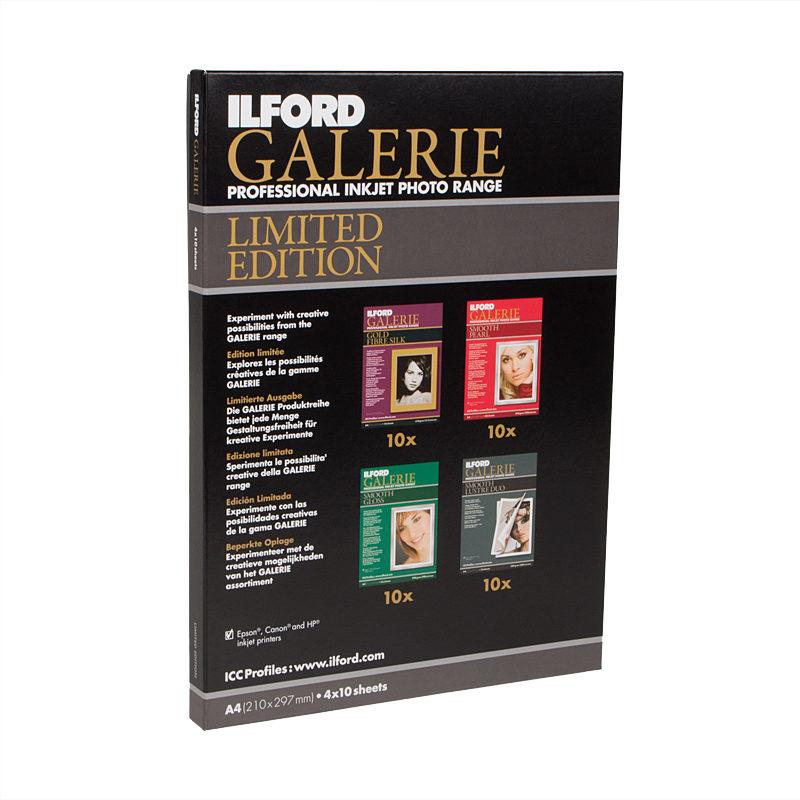 Foto van Ilford Galerie Limited Edition A4 pakket 40 vel