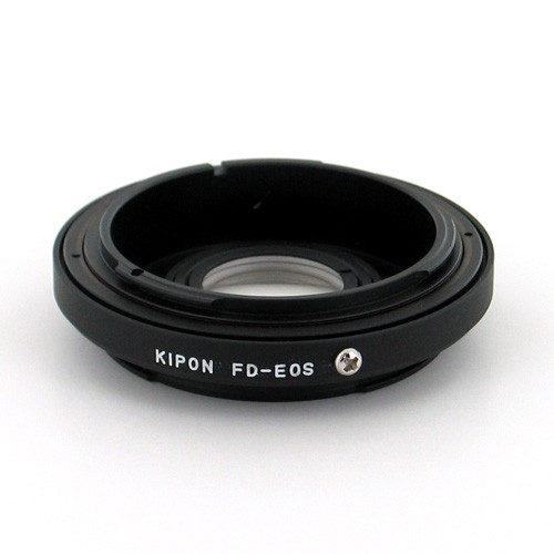 Foto van Kipon Lens Mount Adapter (Canon FD naar Canon EOS)
