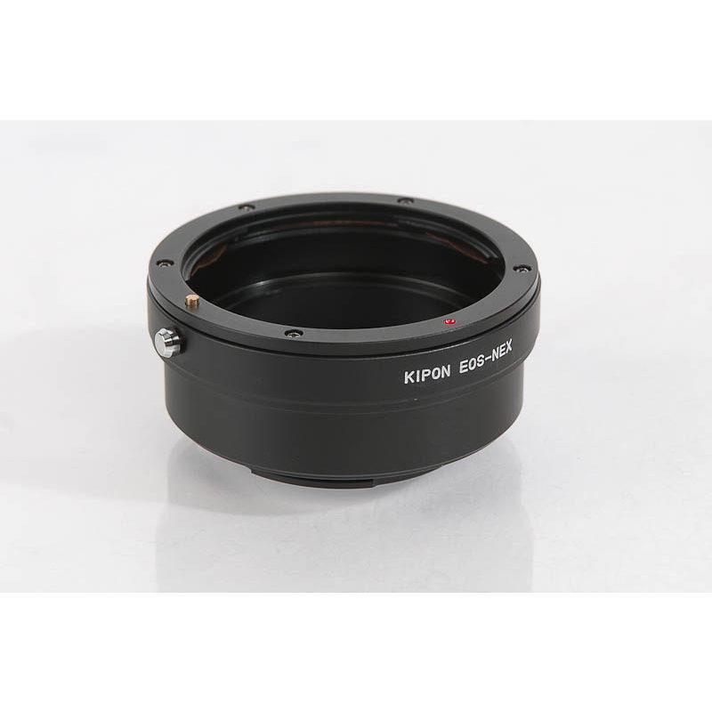Foto van Kipon Lens Mount Adapter (Canon EF naar Sony NEX)