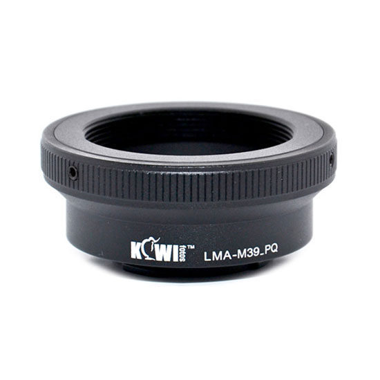 Kiwi Photo Lens Mount Adapter (LMA-M39_PQ)
