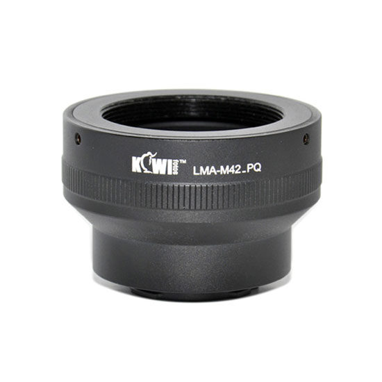 Kiwi Photo Lens Mount Adapter (LMA-M42_PQ)