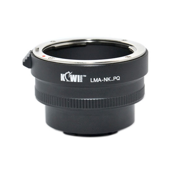 Kiwi Photo Lens Mount Adapter (LMA-NK_PQ)