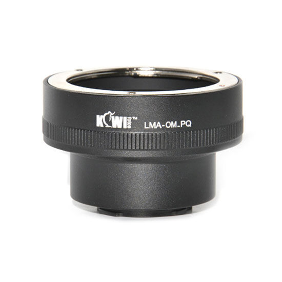 Kiwi Photo Lens Mount Adapter (LMA-OM_PQ)