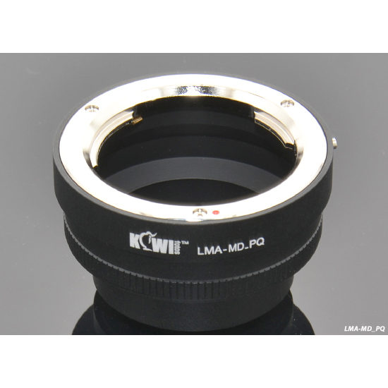 Kiwi Photo Lens Mount Adapter (LMA-MD_PQ)