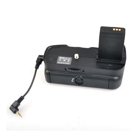 Meike BG-1H Battery Grip voor Canon