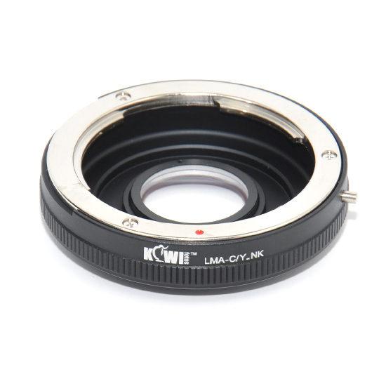 Kiwi Photo Lens Mount Adapter (C-Y-NK)