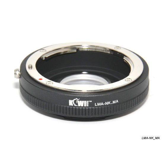 Kiwi Photo Lens Mount Adapter (NK-MA)