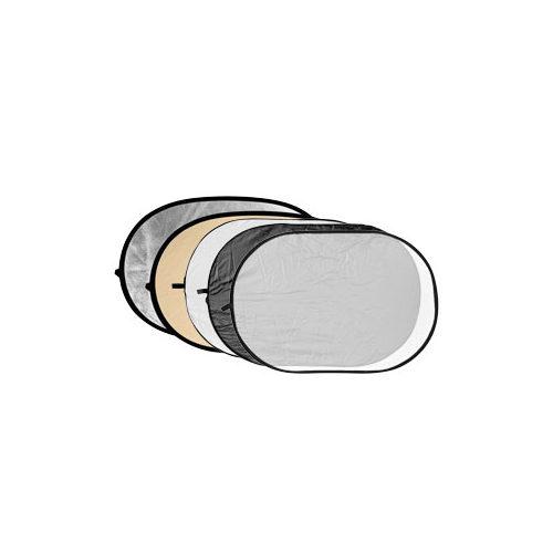 Foto van Godox 5-in-1 Black, Silver, Soft Gold, White, Translucent - 60x90cm