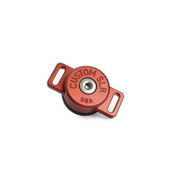 Foto van Custom SLR C-LoopHD Camera Strap Mount Rood