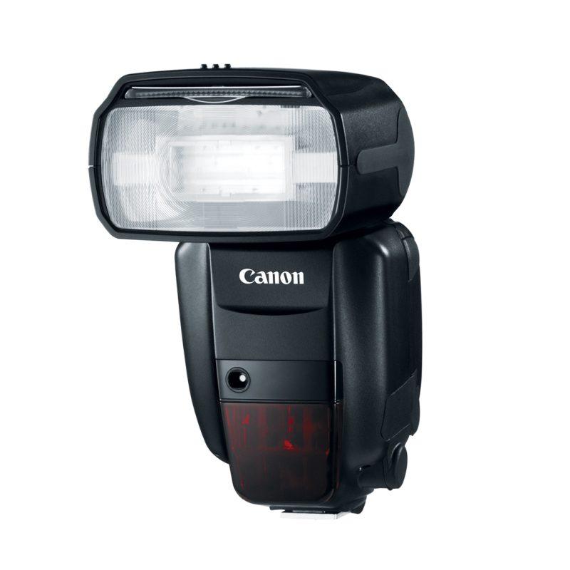Foto van Canon Speedlite 600EX-RT flitser