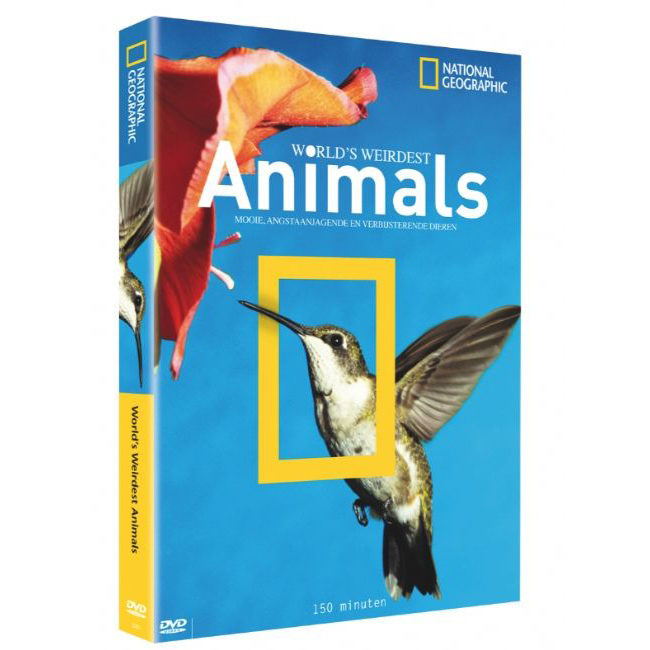 National Geographic World Weirdest Animals