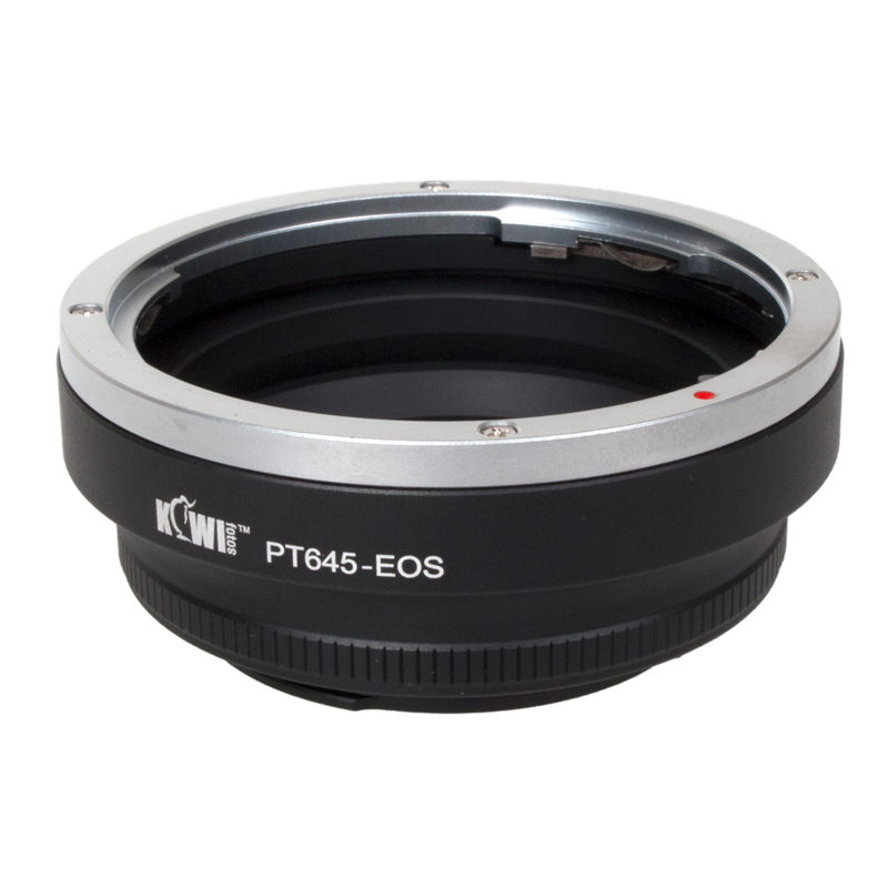 Kiwi Photo Lens Mount Adapter (PT645-EOS)