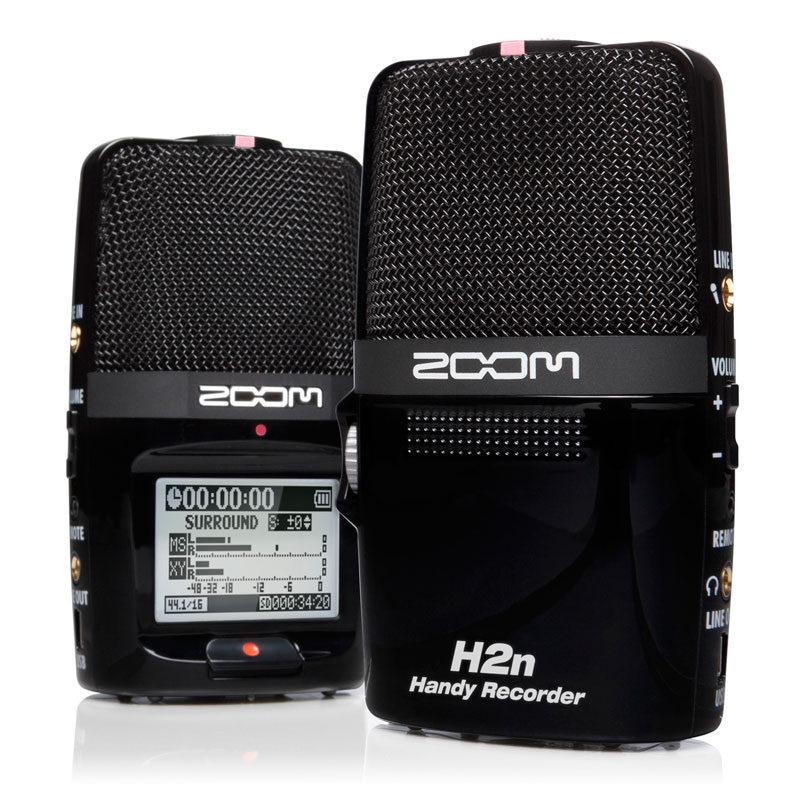 Foto van Zoom H2n Handy Audio Recorder